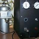 Compressor – vacuum pump from fridge compressor