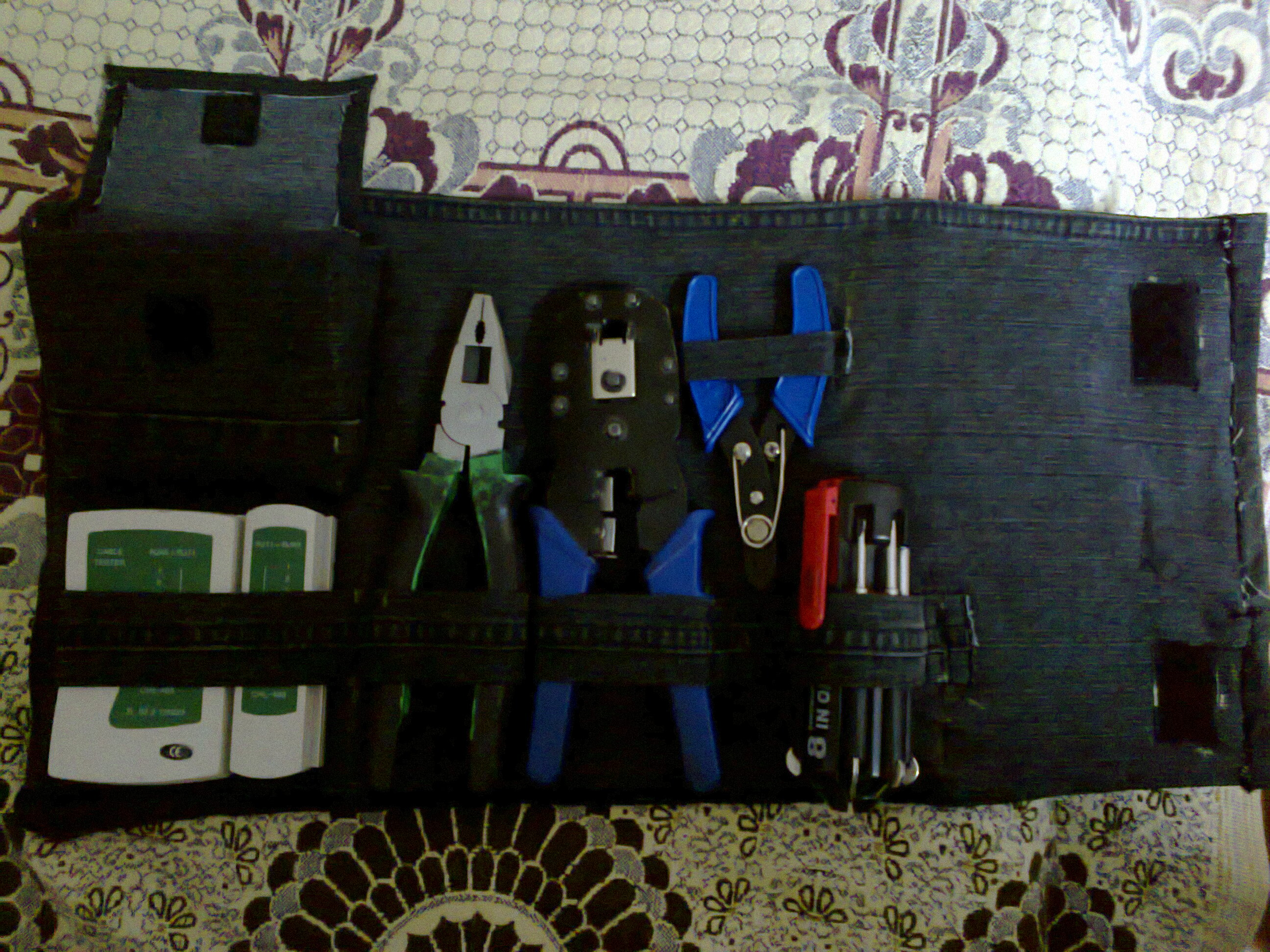 Picture of Cool Waterproof Networking Tool Bag