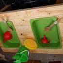 Kids Mud Fun aka water interaction play table