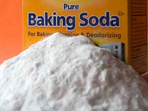 Baking Soda - the Magic Kitchen Powder.