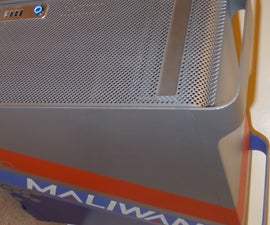 Maliwan Mac G5 Case Mod