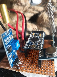 How to Program Arduino Pro Mini With Arduino Uno
