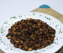 Perfectly Pan Fried Potatoes