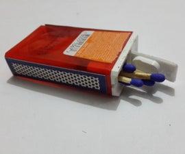 Tic tac match box