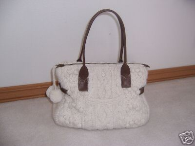 Picture of Cabled Purse