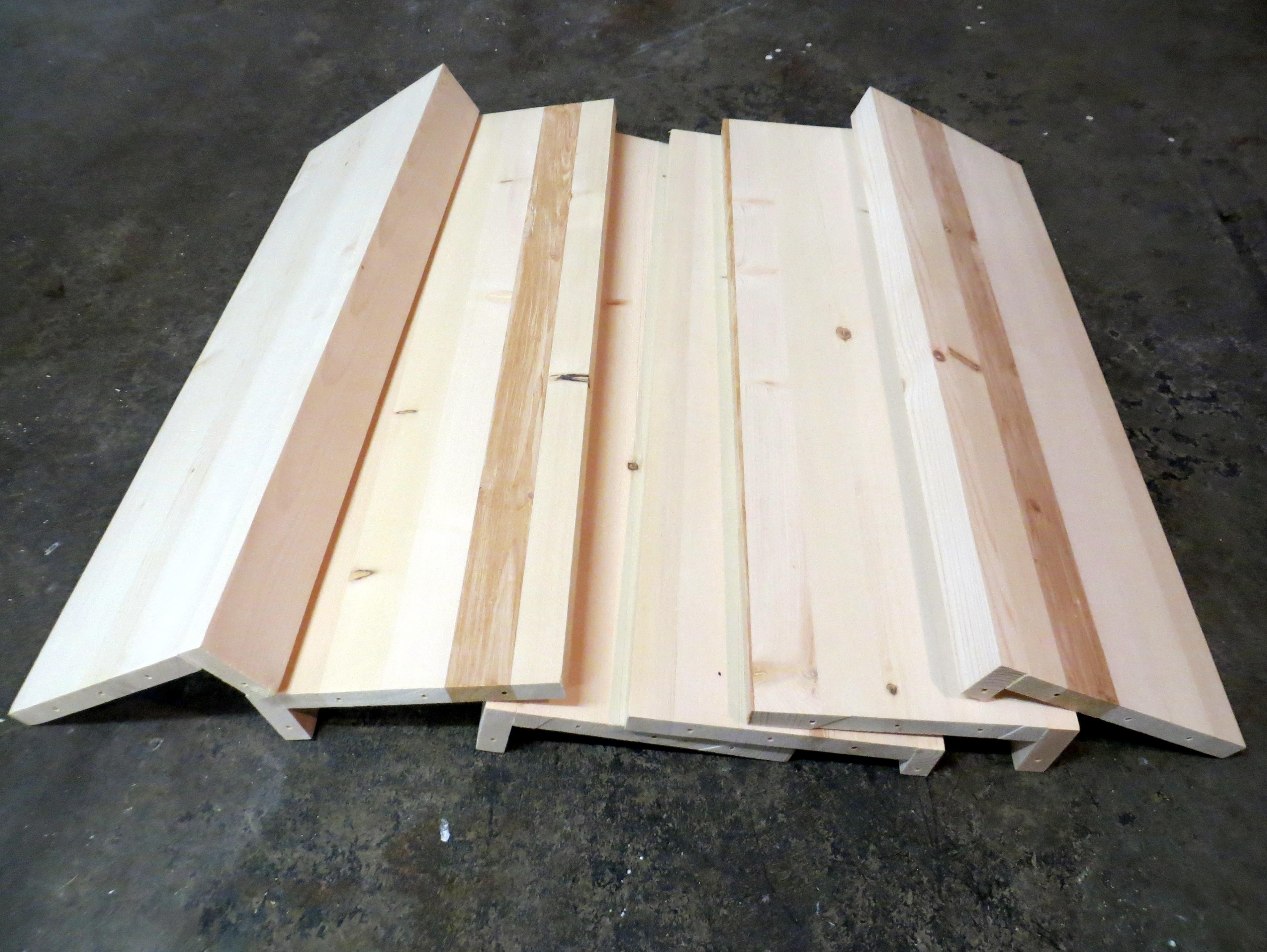 Picture of Build Horizontal Members