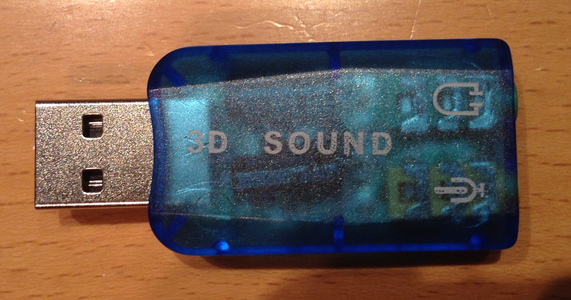 Sound Card Adaptations: HOW