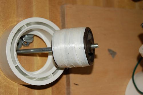 Picture of Van De Graaff Electrostatic High Voltage Generator