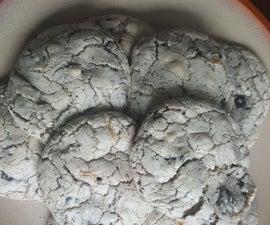 Oreo Cake Mix Cookies #HMS2018