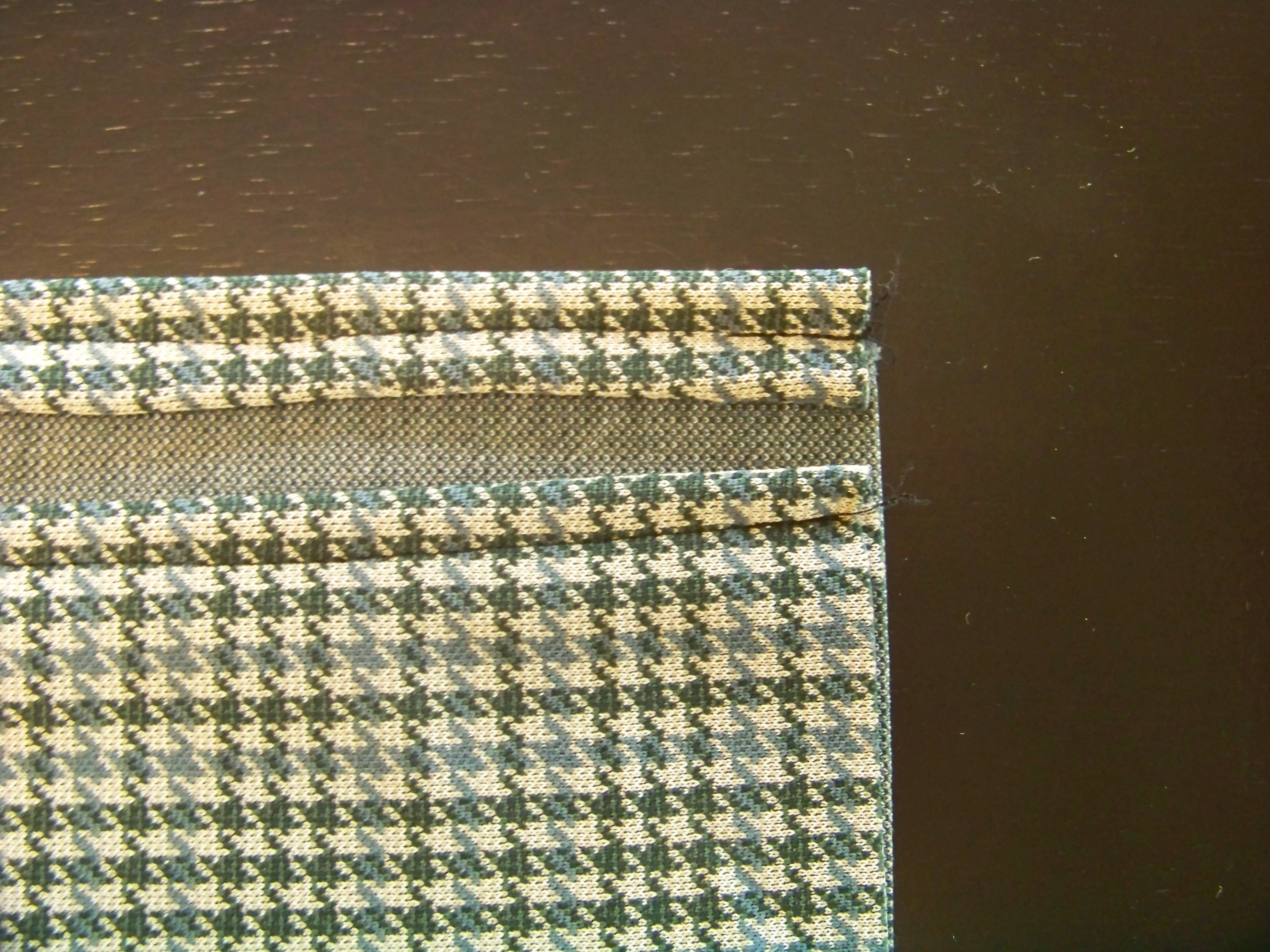 Picture of Fold the Bottom to the Top