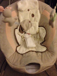 Baby Bouncer USB Powered No More Batteries