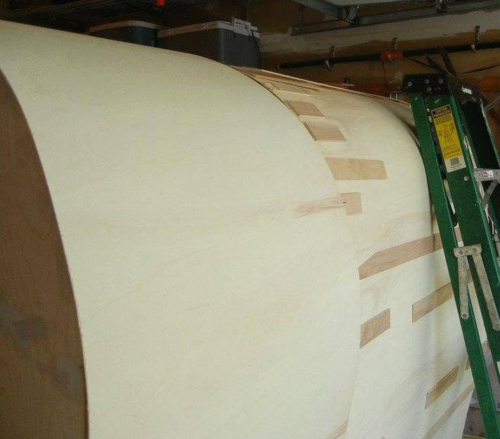 Picture of Insulation & Exterior Bulkhead