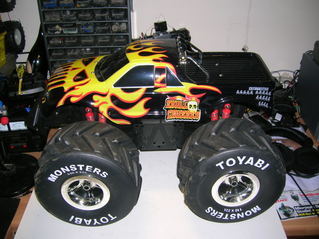 Picture of Sourcing the RC Truck
