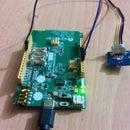 Halls Sensor Using the Linkit One