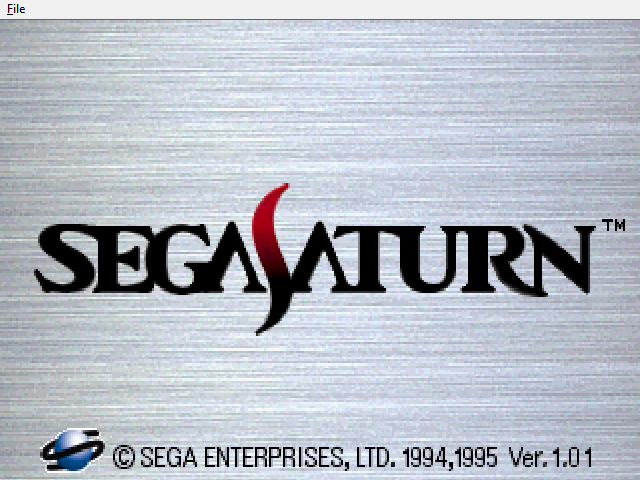 Picture of Tutorial Play Sega Saturn Game on PC