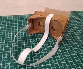 How to Make a Cardboard VR Headset