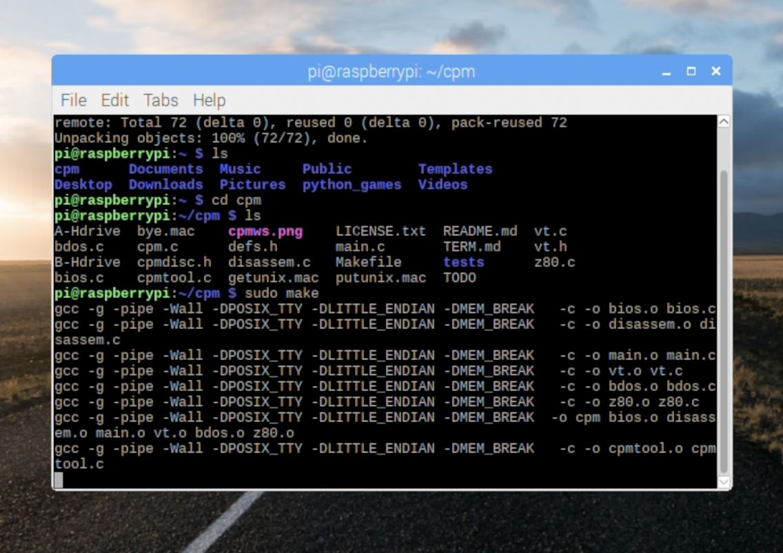 Picture of Setting Up the Software and Confining the PI