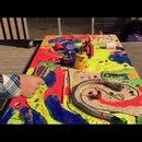 Kids Make an Adventure Board