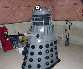 Cardboard Dalek