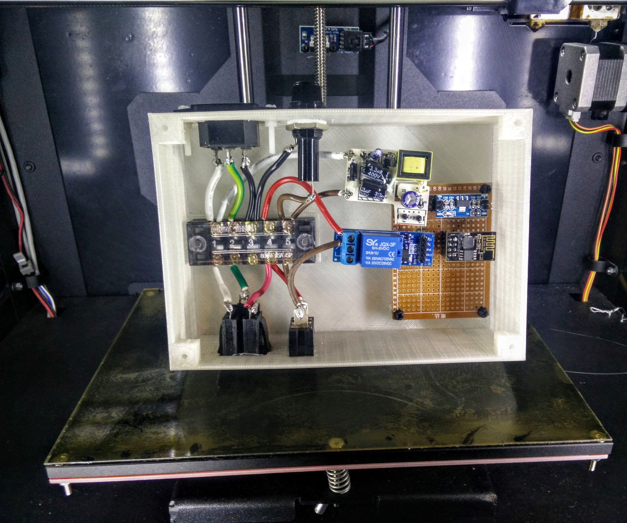 Mains Voltage Relay Test Jig 5 Steps With Pictures Wireless Tester
