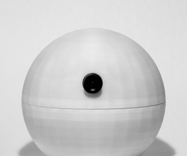 Autonomous Surveillance Camera