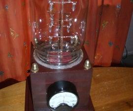 Fireflies in a jar (Steampunk Version)