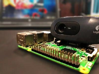 How to Stream Live Videos Through Raspberry Pi Using a Webcam