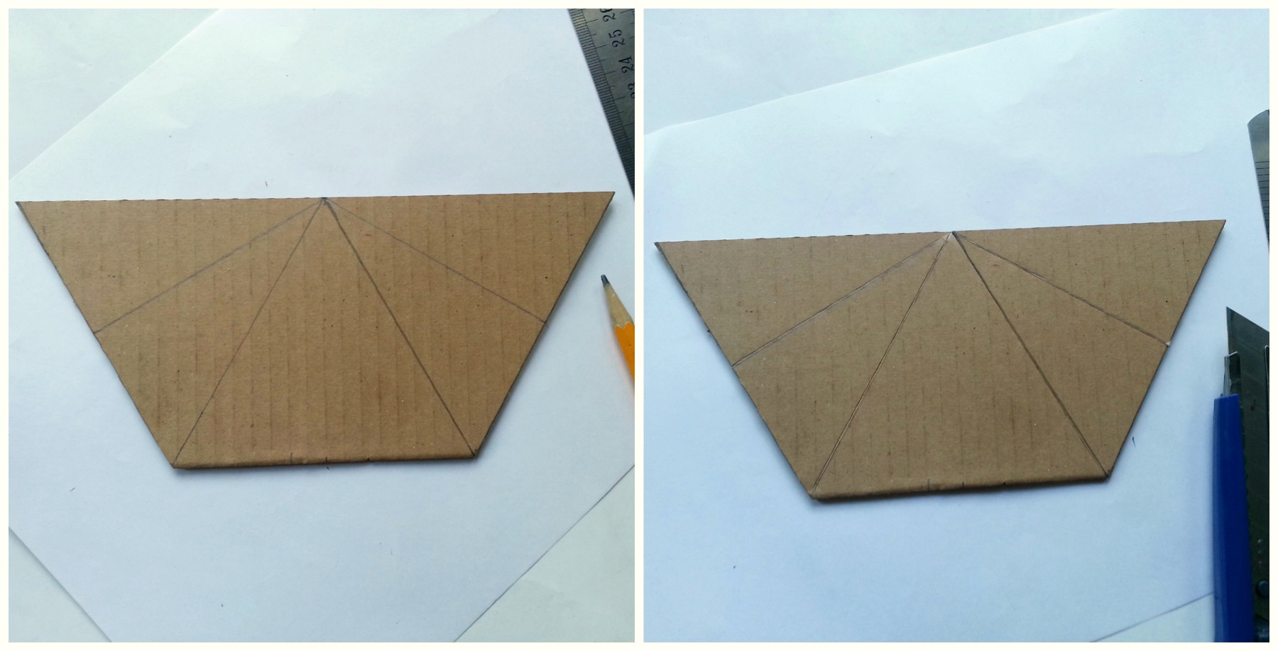 Picture of Making the Triangle Baskets
