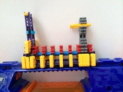 K'Nerf Tac-Rail Aligned Sight