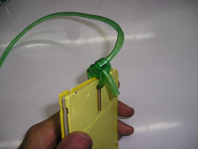 Picture of Tie the Hose to the Slates