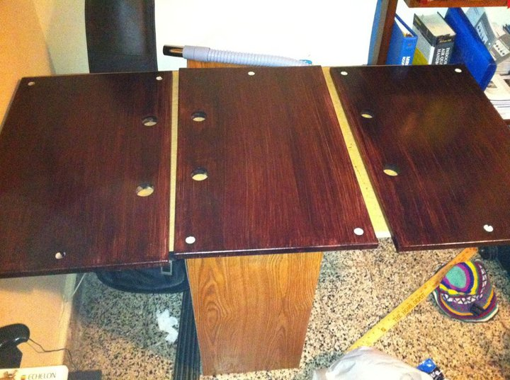 Picture of Staining and Finishing