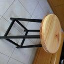 Make a Simple Welded Bar Stool
