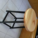 Make a Simple Welded Bar Stool