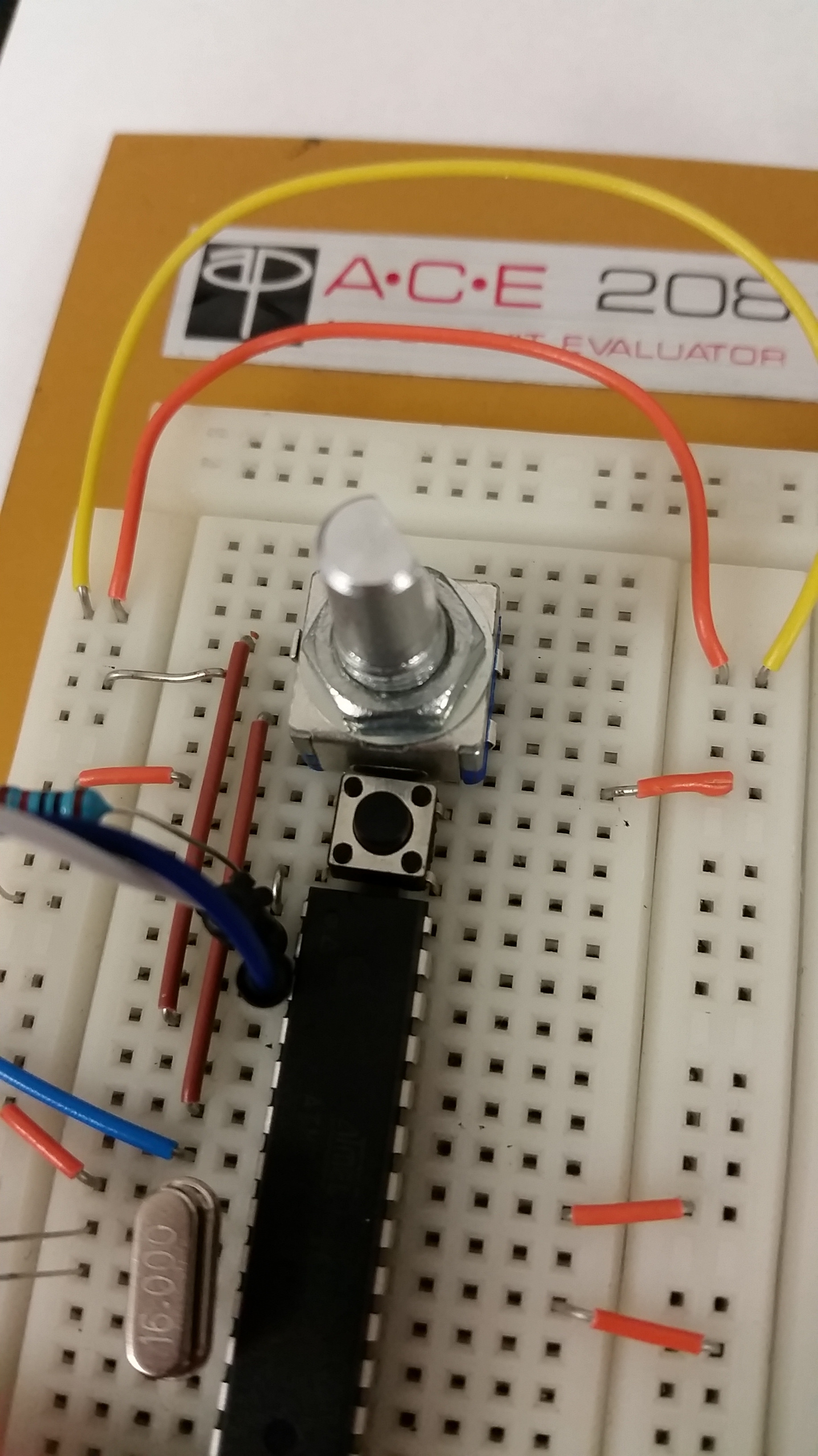 Picture of The Rotary Encoder