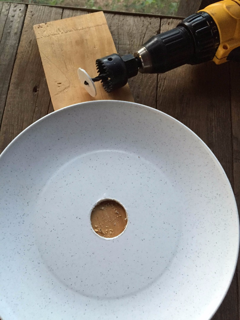 Picture of Drilling Your Plate