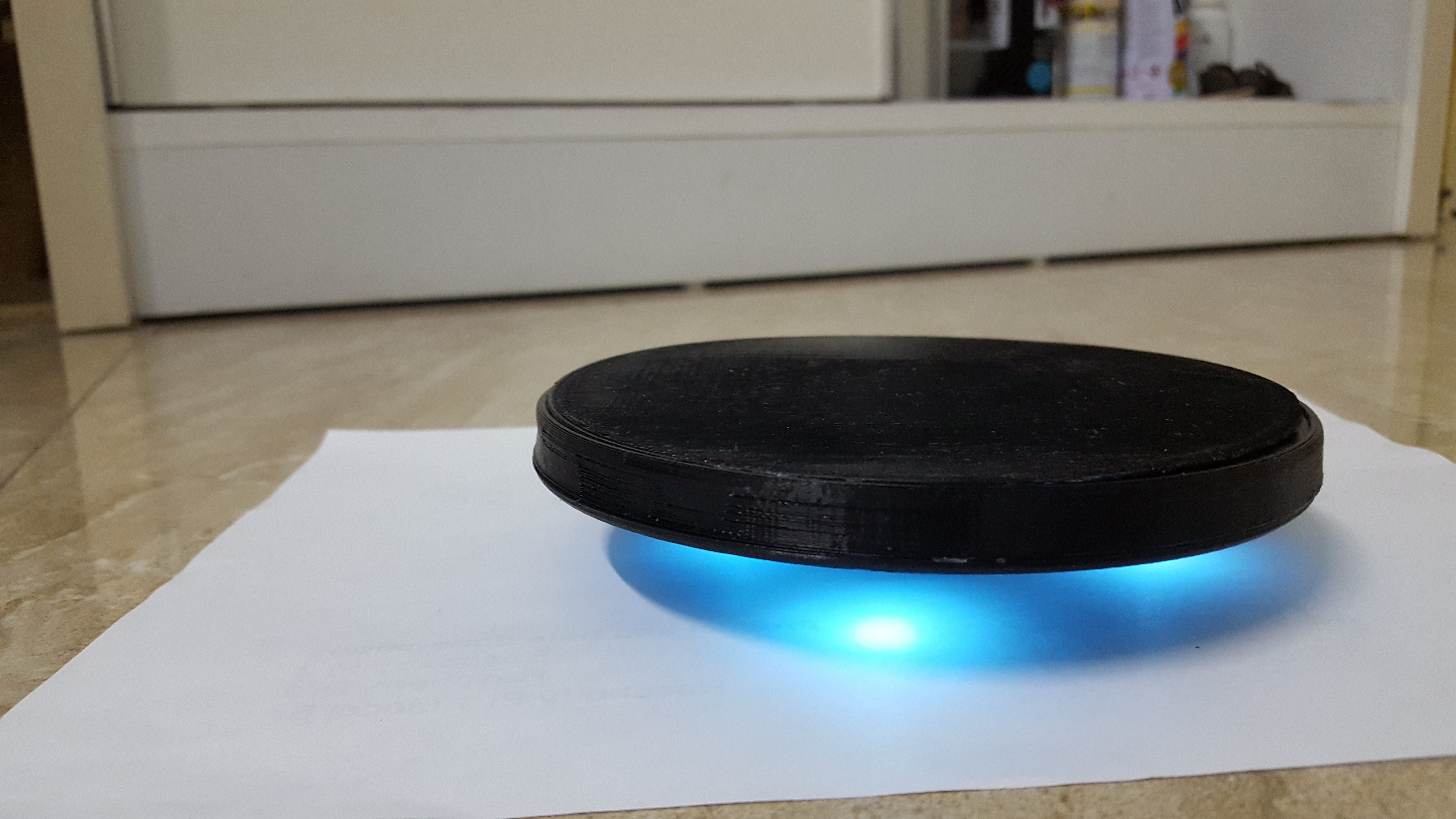Picture of Floating Charging Pad