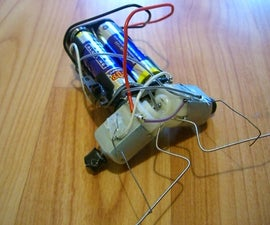 How to Make a Cockroack Robot