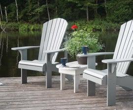 Grandpa Adirondack Chair