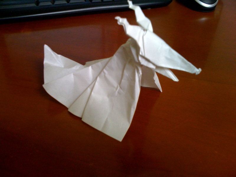 Picture of Zero Origami