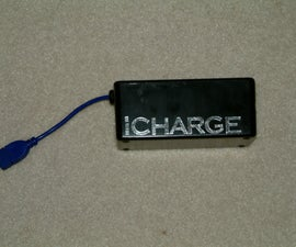 USB Wall, Car, and Battery Charger