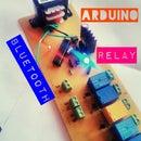 R E L A Y D U I N O _ High Voltage control !