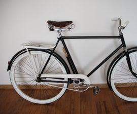 Self Assembling Bicycle