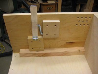 Build the Lizard Spring Mechanism