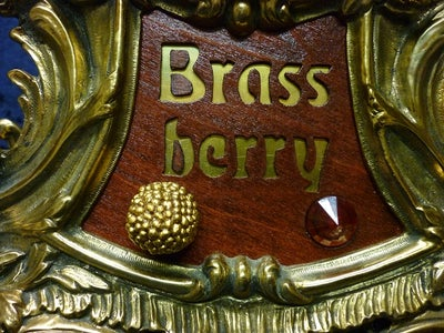 The Brassberry (Raspberry Pi)