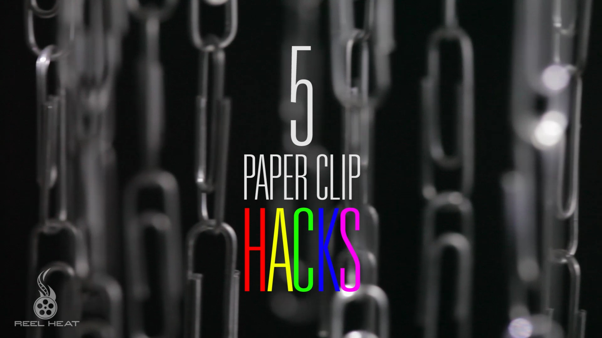 Picture of 5 Useful Paper Clips Life Hacks