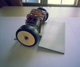 DIY Multipurpose Robot (Sumobot, Spybot, Mazebot, Bluetooth...)