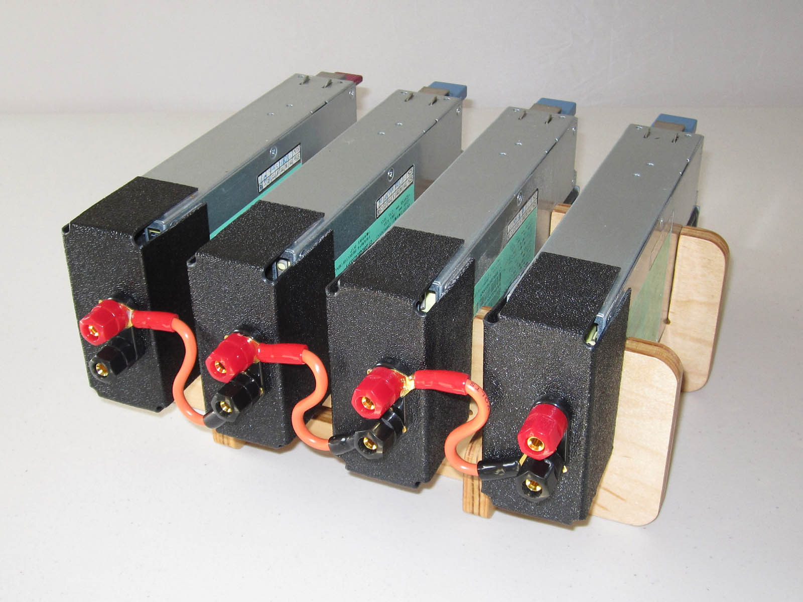 Picture of CNC Power Supply Rack for RC Charger