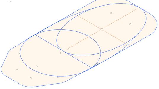 Step 1: Sketch the Outline
