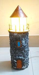 Mini Lighthouse Lamp