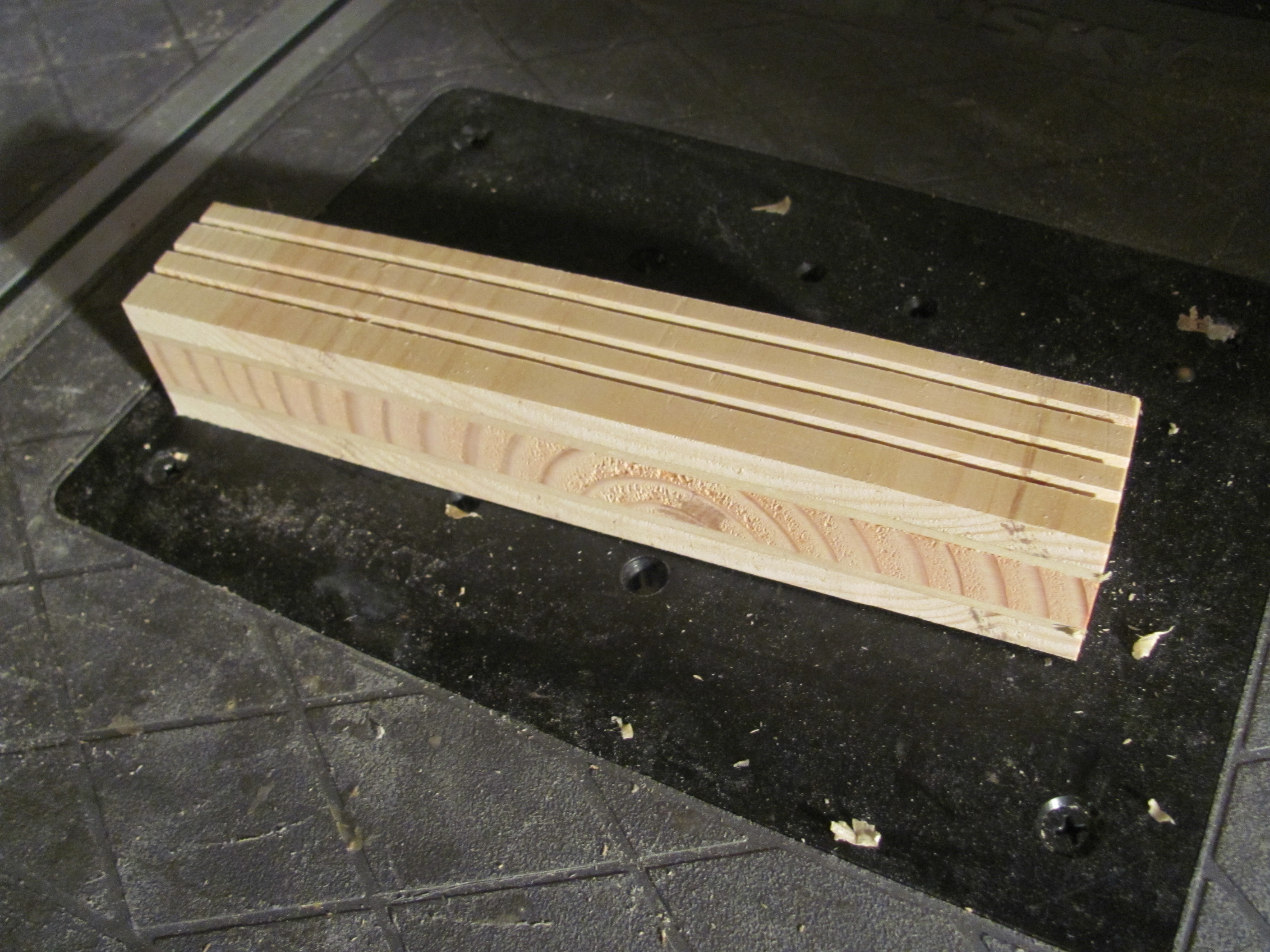 Picture of Sanding & Finshing